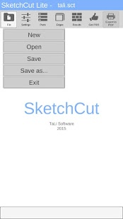 SketchCut Lite - Fast Cutting- screenshot thumbnail