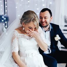 Wedding photographer Egor Eremeev (photoriarden). Photo of 17.03.2018