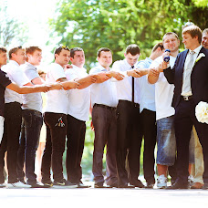 Wedding photographer Yuliya Zalesnaya (Zalesnaya). Photo of 27.03.2014