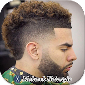 Mohawk Men Hairstyle