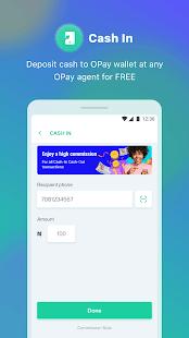 App OPay - Oride, OPay QR, Airtime, Transfer & more APK for Windows Phone
