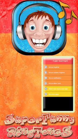 Super Funny Ringtones 2.0 screenshot 1125293