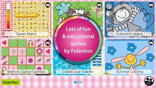 Fulanitos Educational Games