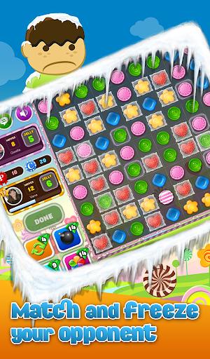 Candy Duels - Match-3 battles with friends 1.12.12 Mod screenshots 4