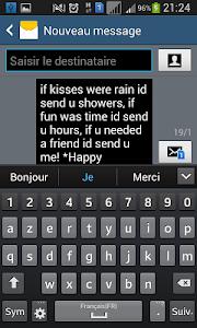 Happy Birthday SMS screenshot 4