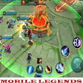 Tải info mobile legends APK