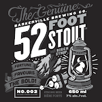 Barkerville Brewing Co. 52 Foot Stout