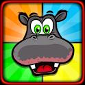 Animal Niños Sonidos de juegos icon