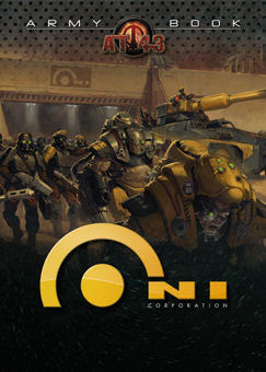 AT-43: ONI ARMY BOOK English edition) (Wave 15)
