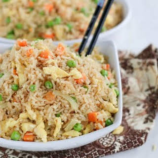 Coconut Fried Rice.
