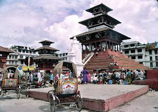 Photo: Kathmandu, Durbar Platz