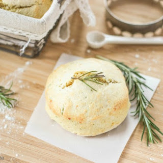 Rosemary and Parmesan Biscuits.
