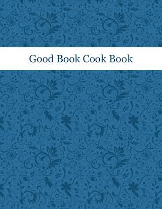 Good Book Cook Book