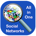 Nearby Social Networks Chat icon