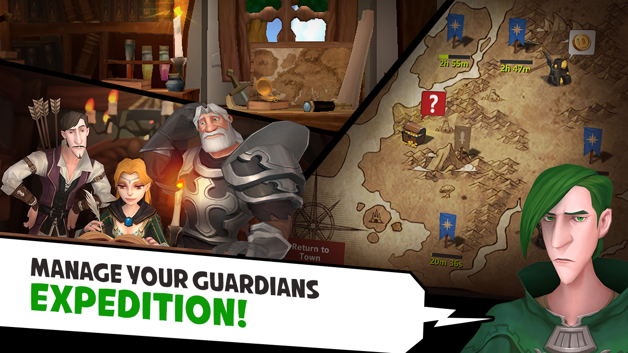 Guardian Stone : SECOND WAR- screenshot