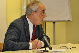 Photo: Prof. Dr. Antoon Vos über 'Reformation und Scotismus'