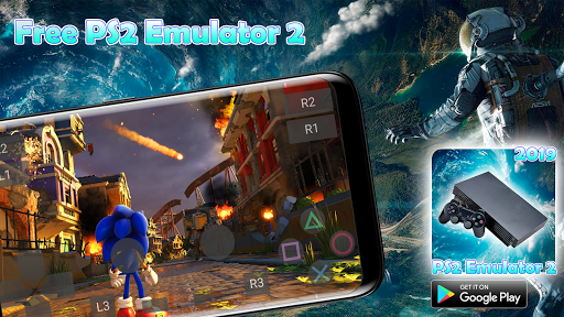 Free Pro PS2 Emulator 2 Games For Android 2019 - screenshot