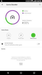 Razer Game Booster - náhled