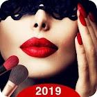 Makeup Camera  Selfie Beauty Filter Photo Editor icon