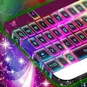 Colorful Keyboard for Redraw
