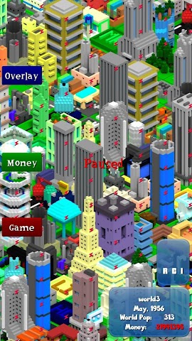 android VoxelCity Screenshot 0