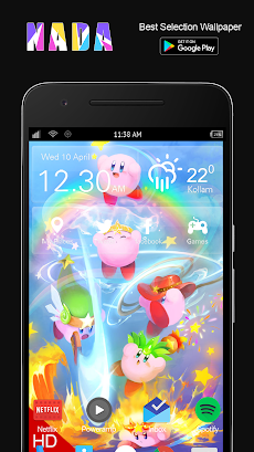 kirby wallpapers qhd androidアプリ applion