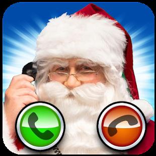 Santa Clause Call - Merry Chrismas - náhled