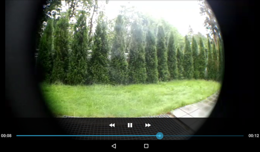 Zuricate Video Surveillance screenshot 12