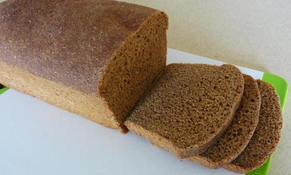 Molasses Rye Bread Recipe