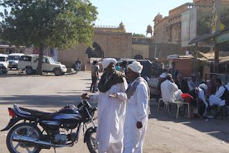 Photo: Jaisalmer...costumes change drastically