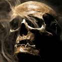 mystical skull free icon