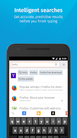 Firefox Browser for Android Screenshot 2