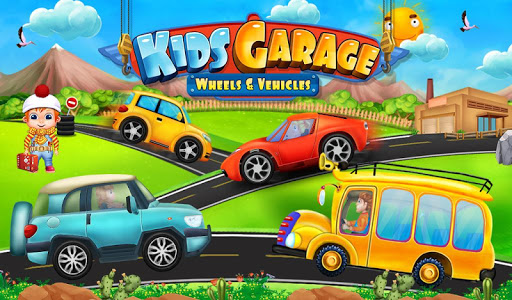 Kids Garage Wheels & Vehicles v1.0.0