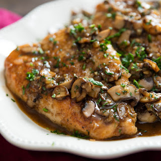 Side Dish For Chicken Marsala With Mushrooms Recipes