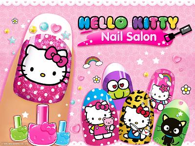 Hello Kitty Nail Salon 1.9 (Unlocked)