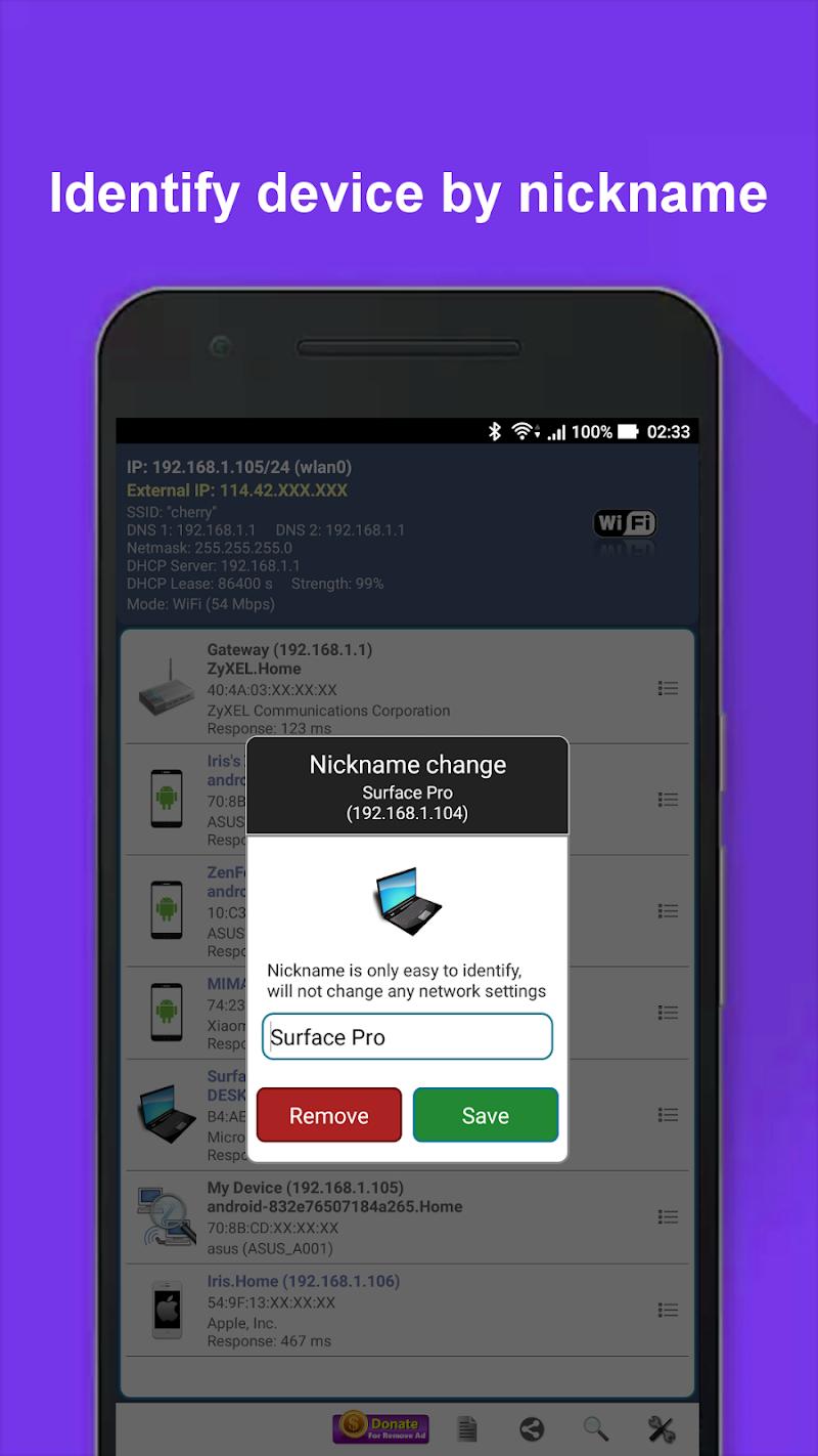 Network Scanner Screenshot 5