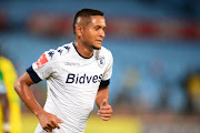 Daine Klate of Wits during the Absa Premiership match between Mamelodi Sundowns and Bidvest Wits at Loftus Versfeld Stadium on February 25, 2017 in Pretoria, South Africa.