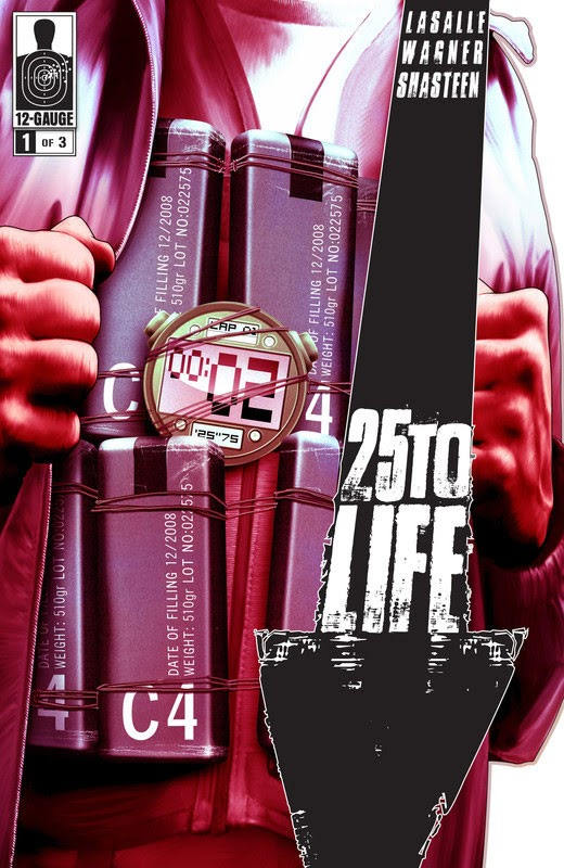 25 to Life (2010) - complete