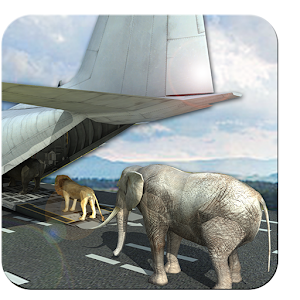 Animal Transport Cargo Plane for PC and MAC