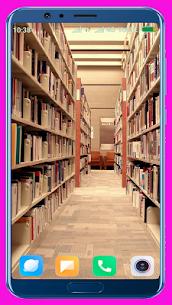 Books Wallpaper Best 4K 5