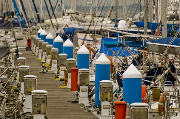 Ordine al porto di Croatti Carlo