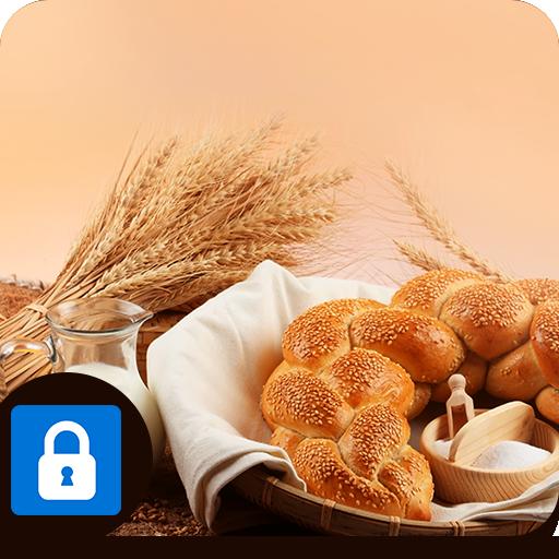 AppLock Theme Sweet Bread