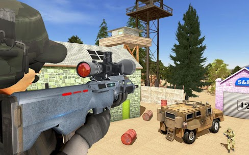 Elite New Sniper Shooting – OG Free Shooting Games 5