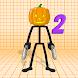 Gun Fu: Stickman 2 スティックマン - Androidアプリ