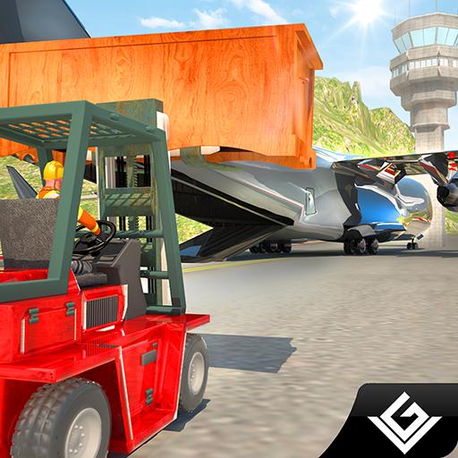 模擬App|货机运输卡车3D LOGO-3C達人阿輝的APP