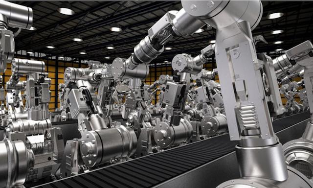 Các loại thiết bị công nghiệp giúp doanh nghiệp tăng năng suất lao động