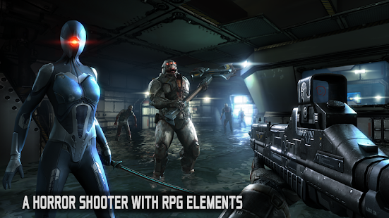Dead Effect 2 Zombie Screenshot