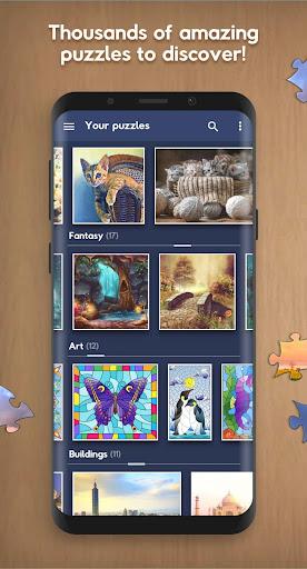 Just Jigsaws 1.0.15 screenshots 1