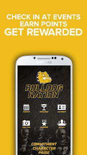 Bulldog Nation App- screenshot thumbnail