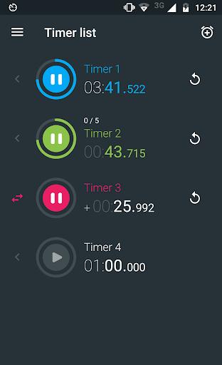 Stopwatch Timer screenshot 6